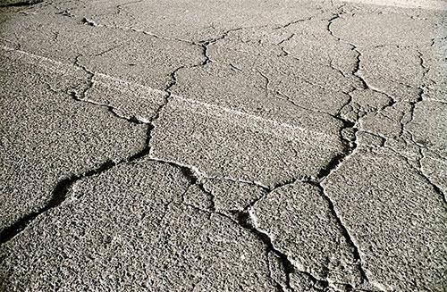 Damaged Concrete Driveway – Repair and Diagnosis