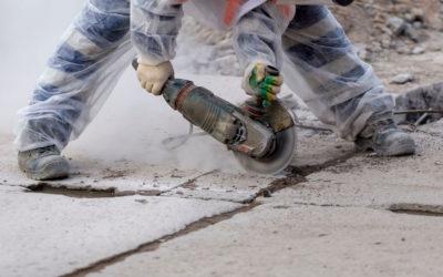 Concrete Driveway Repair: Filling Small Cracks